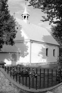 Kościółek z XVIII wieku